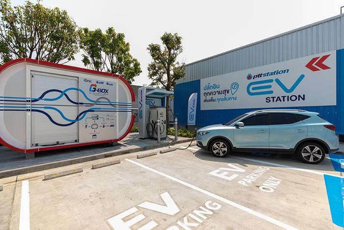เจ้าแรกในเมืองไทย! OR ร่วมกับ GPSC เปิดตัว G-Box ระบบกักเก็บพลังงาน พร้อมรองรับกระแสรถยนต์ไฟฟ้า