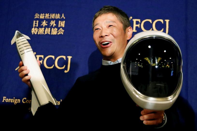 สนมั้ย? เศรษฐีญี่ปุ่นประกาศหาผู้โชคดี 8 คนร่วมทริปไป 'ดวงจันทร์'