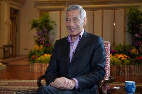 ลี เซียนลุง นายกรัฐมนตรีสิงคโปร์