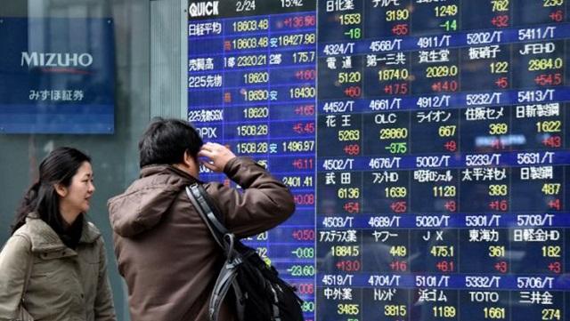 ตลาดหุ้นเอเชียปรับลบตามทิศทางดาวโจนส์ หลัง ปธ.เฟดแถลงดันบอนด์ยีลด์พุ่ง
