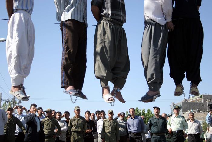 อิหร่านตามหลังไทยถึง ๑๐๐ กว่าปี! นักโทษประหารที่ตายก่อน ก็ยังต้องเอาศพมาประหาร!!
