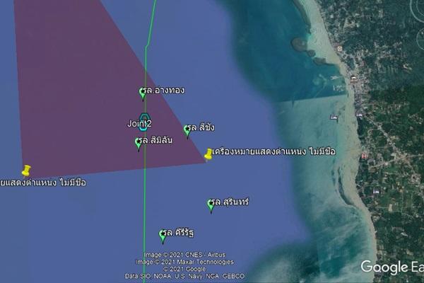 ทัพเรือพร้อมรับผิดชอบ! หากสมอเรือหลวงอ่างทองทับสายเคเบิลใต้น้ำ ทำไฟฟ้าดับบนเกาะสมุย-เกาะพะงัน