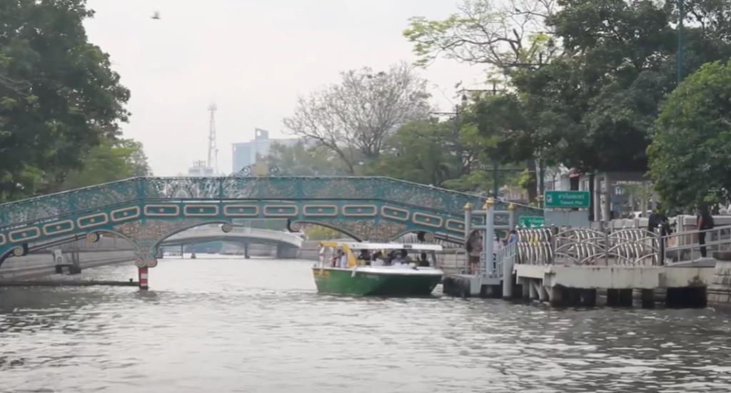 ให้บริการแล้ว! เรือไฟฟ้าคลองผดุงกรุงเกษม ฟรีตลอด 6 เดือน เชื่อมล้อ-ราง-เรือ ลดจราจรแออัดบนท้องถนน