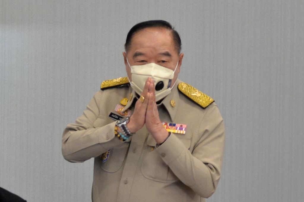 """""""บิ๊กป้อม""""ห่วงปัญหา PM 2.5 ภาคเหนือ กำชับทส.เร่งดูแล"""