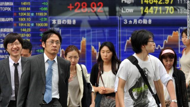 ตลาดหุ้นเอเชียปรับบวกตามทิศทางดาวโจนส์ ขานรับแผนกระตุ้น ศก.สหรัฐคืบหน้า