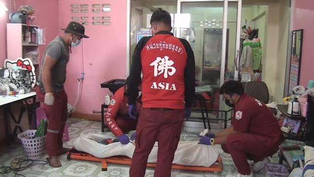 สังเวยอีกราย พิษโควิด19 เจ้าของร้านเสริมสวยเมืองกรุงเก่าเครียด ผูกคอตายทิ้งลูกสาววัย 8 ปีกำพร้าแม่