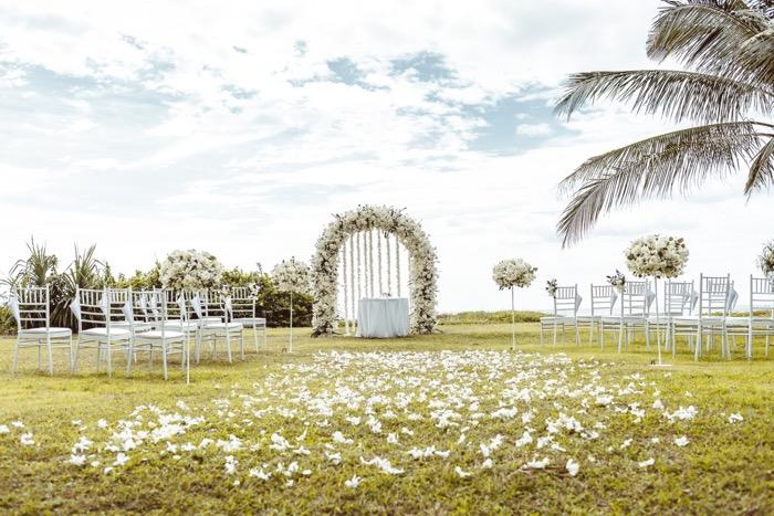 """""""MARRY ME AT MARRIOTT"""" งานแฟร์สำหรับงานแต่งงานและฮันนีมูน สร้างความฝันให้เป็นความจริงแก่คู่บ่าวสาว จัดขึ้นในกรุงเทพฯ"""