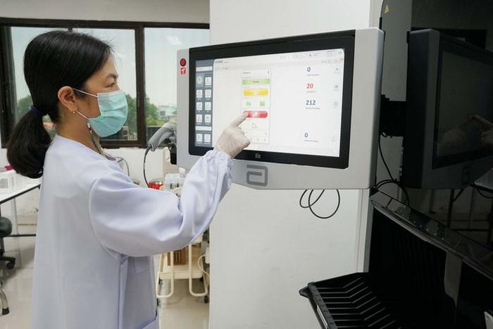 ข่าวดีสตรีอีสานใต้!รพ.สรรพสิทธิ์ประสงค์ติดตั้งเครื่องคัดกรองมะเร็งปากมดลูกไฮเทครู้ผลภายใน 2 ชม.