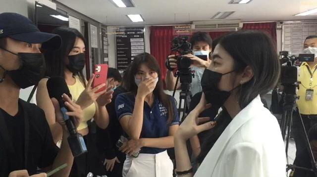 พริตตี้สาวแจ้งจับอดีตแฟนหนุ่มซ้อมจนน่วม ปากฉีกเย็บ 11 เข็ม