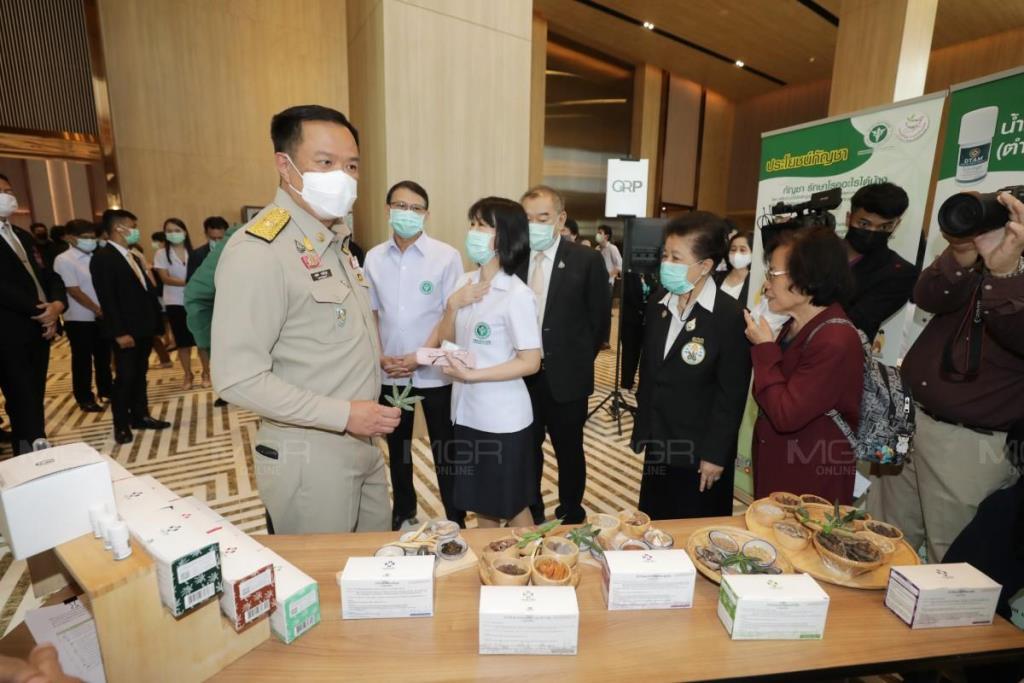 สธ.เดินหน้าหนุน รพ.เอกชน-คลินิกทั่วไทย เปิดให้บริการกัญชาทางการแพทย์