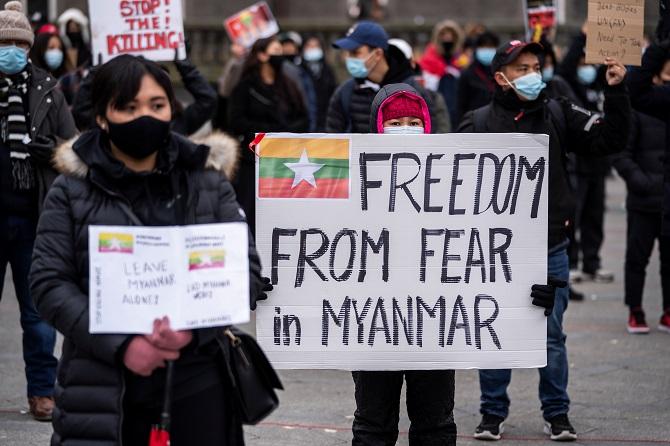 ร้องอาเซียนระงับสมาชิกภาพ'พม่า' หากไม่คืนสู่ประชาธิปไตย-ปล่อยตัวซูจี