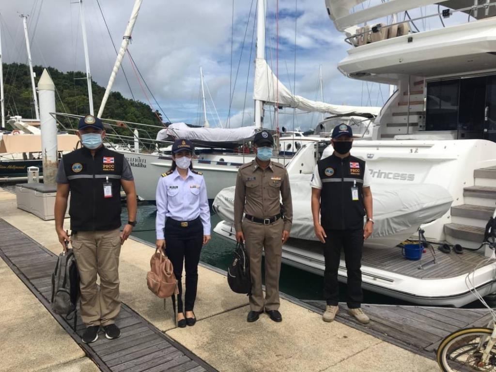 """กรมศุลฯดึงนักท่องเที่ยวลงเรือสำราญ ดันไทย""""Marina Hub of Asia"""""""