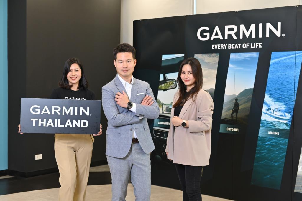 """กำเนิด """"Garmin ประเทศไทย"""" 20 ปีไม่สายเกิน!    (Cyber Weekend)"""