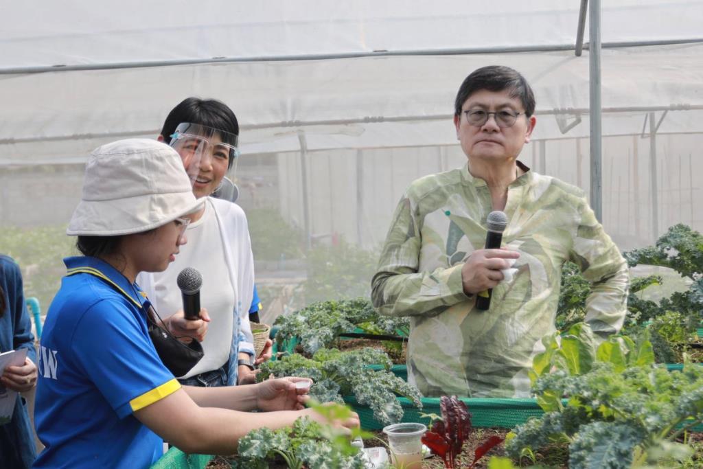 รมว.การอุดมศึกษาฯ นำผู้บริหาร อว.ลงพื้นที่โครงการ U2T จ.ลำปาง เตรียมยกระดับเกษตรอินทรีย์ตามปรัชญาของเศรษฐกิจพอเพียง