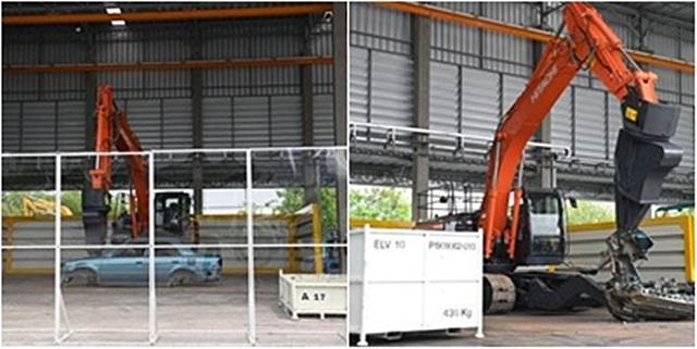ก.อุตฯ จับมือ NEDO โชว์ต้นแบบการจัดการซากรถยนต์ครบวงจร ยืนยันดันไทยสู่ BCG โมเดลอย่างมีศักยภาพ