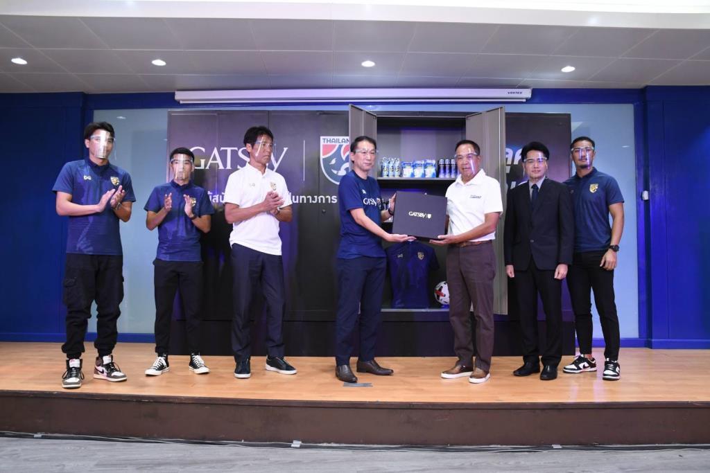 ผมเป๊ะทุกนัด! GATSBY จับมือ ส.บอลไทย หนุนช้างศึก เสริมความคูลให้หนุ่มไทย