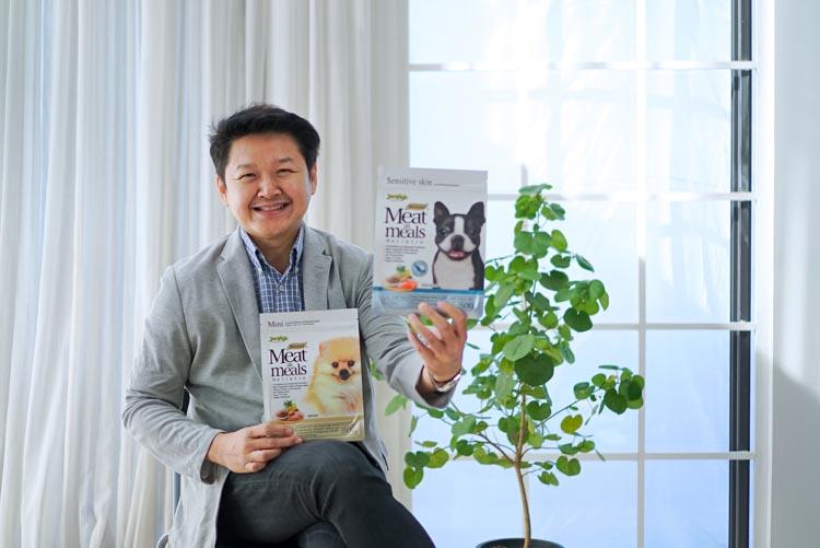 เจอร์ไฮ ผู้นำด้านขนมสัตว์เลี้ยงอันดับ 1  เปิดตัวอาหารเม็ดนุ่มเจ้าแรกของไทย ทางเลือกใหม่สำหรับคนรักสุนัข