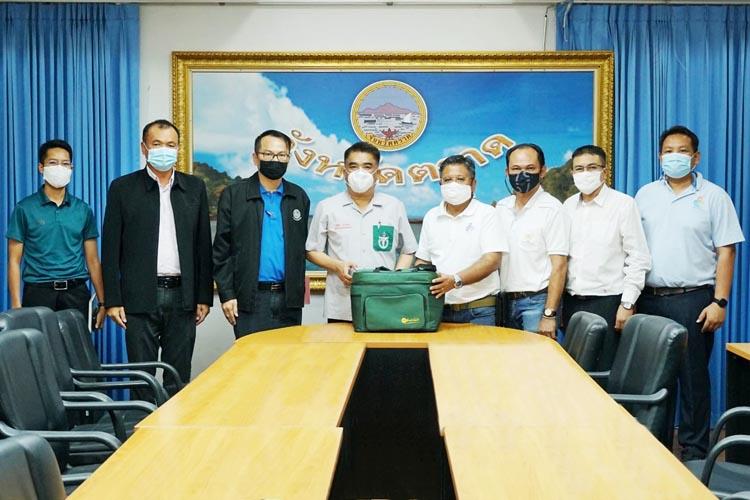 คณะทำงานยุทธศาสตร์ป่าชายเลน CPF เข้าพบผู้ว่าฯ ตราด ร่วมอนุรักษ์สิ่งแวดล้อมในพื้นที่
