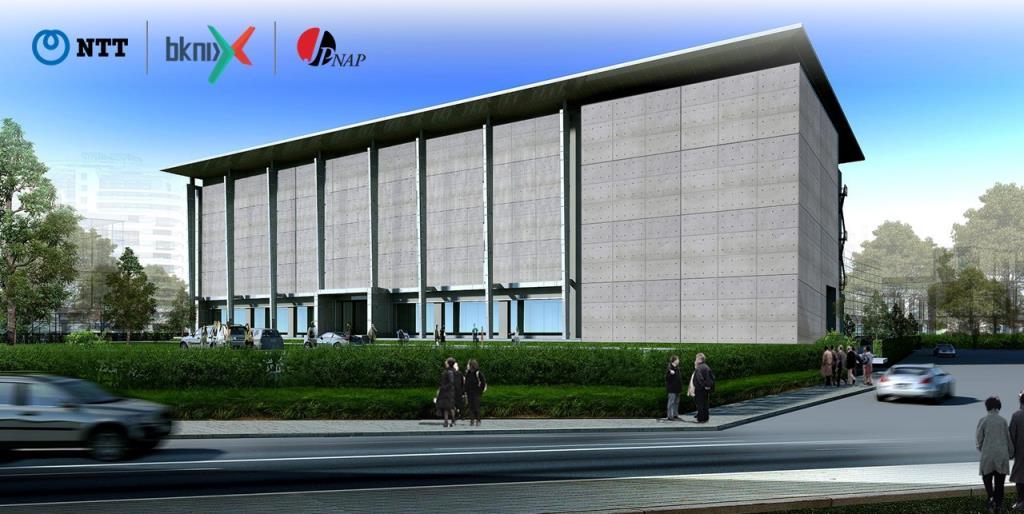 """""""เอ็นทีที Bangkok 2 Data Center"""" ผงาดศูนย์เชื่อมต่อเครือข่ายระหว่างประเทศ"""