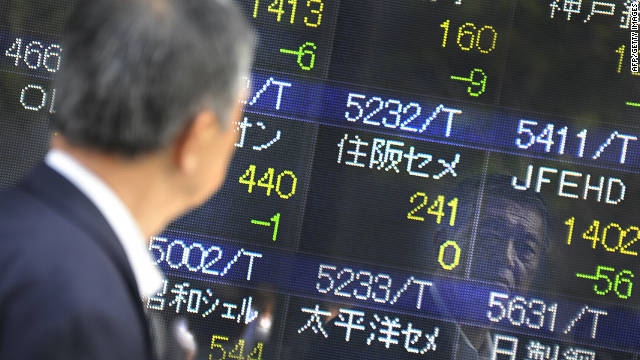 ตลาดหุ้นเอเชียปรับตัวผันผวน หุ้นเทคโนฉุดตลาด-วิตกยุโรปโควิดพุ่ง