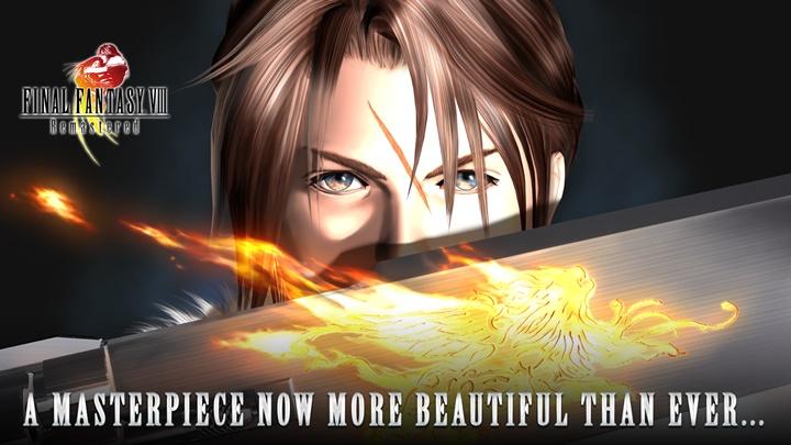 "RPG คลาสสิก ""Final Fantasy VIII Remastered"" เปิดขายบนสมาร์ตโฟน"