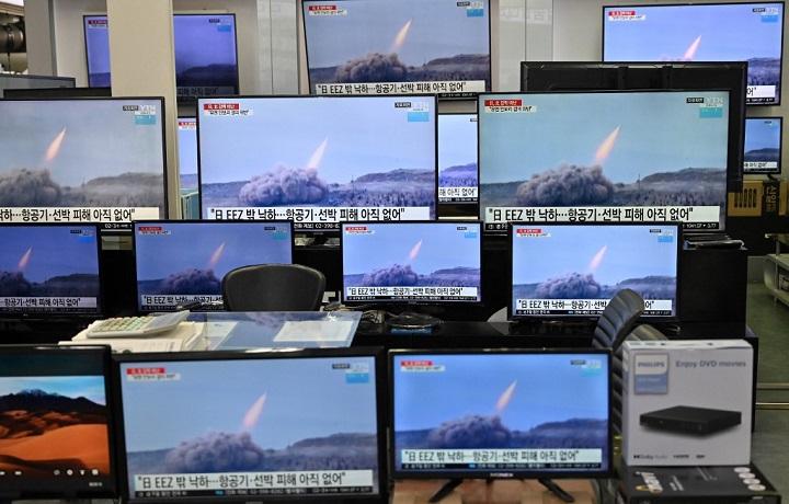 เกาหลีเหนือคุยยิงจรวดนำวิถีใหม่ รบ.ไบเดนเริ่มไม่ทนประณามและขู่ตอบโต้หากยังยั่วไม่หยุด