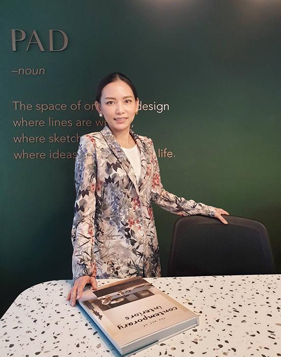 """ออกแบบพื้นที่แห่งความสุข  โดย """"คุณอธิชา ชารีรัตน์"""" ผู้ก่อตั้ง PAD space artisan"""