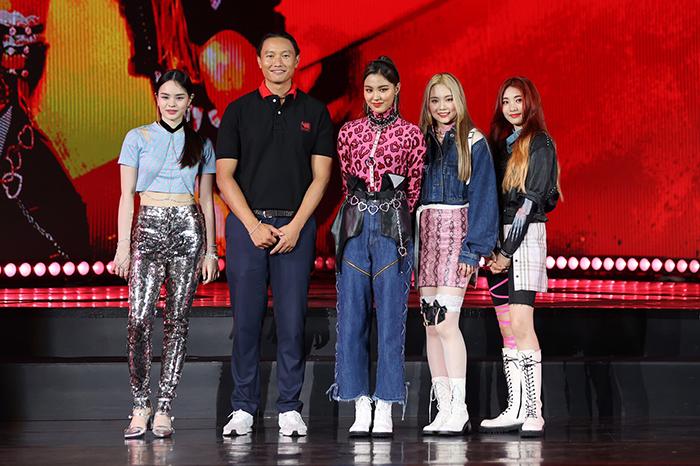 """""""411 Music"""" เดบิวต์ยิ่งใหญ่ ระเบิดสมรภูมิแห่งฝัน """"AR3NA"""" ส่ง """"COME GET IT NOW"""" สร้างปรากฏการณ์ใหม่วงการเพลงไทย"""