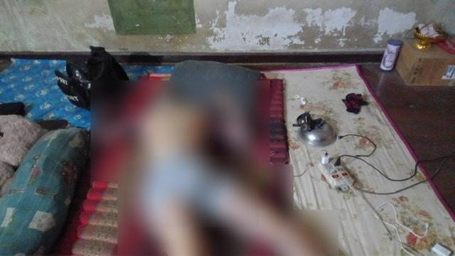 หนุ่มลาวลูกจ้างร้านอะไหล่รถหายไป 2 วันกลายเป็นศพคาห้องพัก คาดถูกไฟดูดขณะนอนชาร์จมือถือ