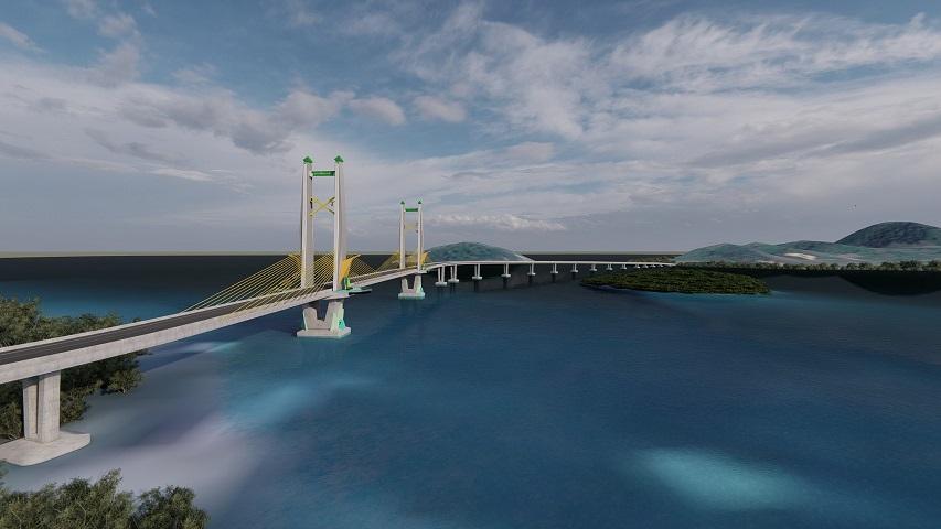 """ทช.ดัน2สะพานข้ามทะเล""""เกาะลันตา&สงขลา"""" เร่งสรุป EIA ปรับแผนใช้เงินกู้ก่อสร้างแทน"""