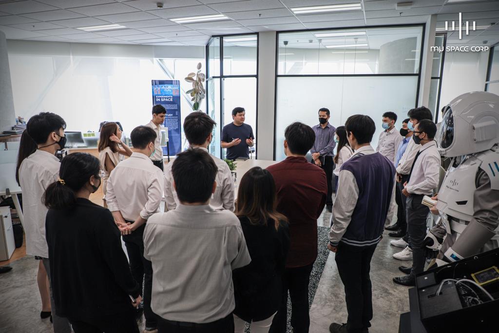 บีโอไอ อนุมัติส่งเสริมการลงทุน 'มิว สเปซ' ช่วยไทยแข่งขันเทคโนโลยีอวกาศ