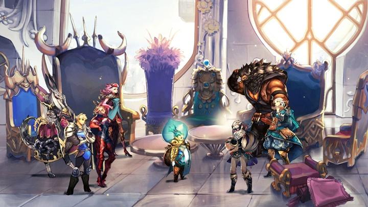 """""""Astria Ascending"""" เกม RPG จากผู้เขียนบท-แต่งเพลงไฟนอลแฟนตาซี"""
