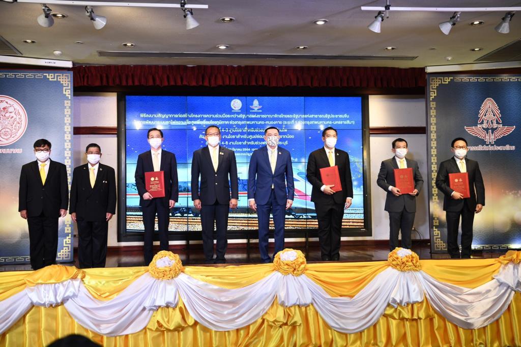รัฐเดินหน้ารถไฟความเร็วสูงไทย-จีน