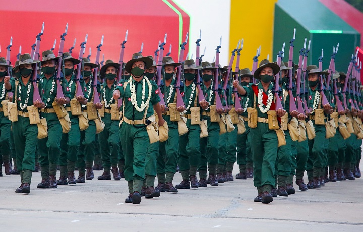 เอาจริงแล้ว!สหรัฐฯระงับทุกความร่วมมือทางการค้ากับพม่า จนกว่าจะคืนสู่ประชาธิปไตย