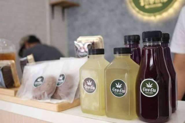 กระแสกินกัญแรง!นักธุรกิจหนุ่มต่อยอดน้ำตาลสด-ขนมกัญชาไทย เดือนเดียวลูกค้าตรึม-เปิดแฟรนไซส์ต่อ