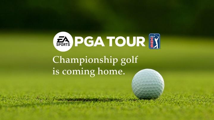 EA ประกาศทำเกมกอล์ฟ PGA Tour ภาคใหม่