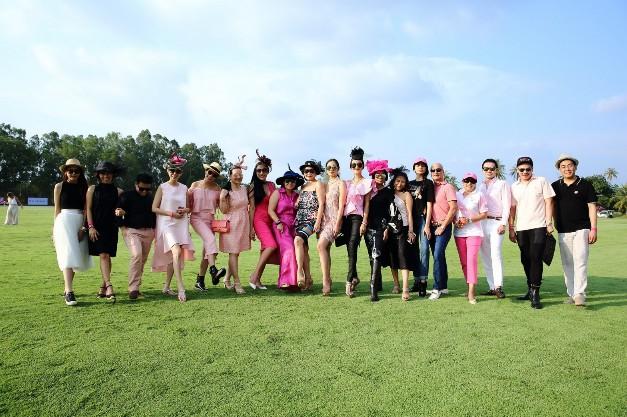 """สมาคมกีฬาขี่ม้าแห่งประเทศไทย จัดการแข่งขันขี่ม้าโปโลการกุศล """"บี.กริม โปโล คัพ 2021"""" (B.Grimm Polo Cup 2021)"""