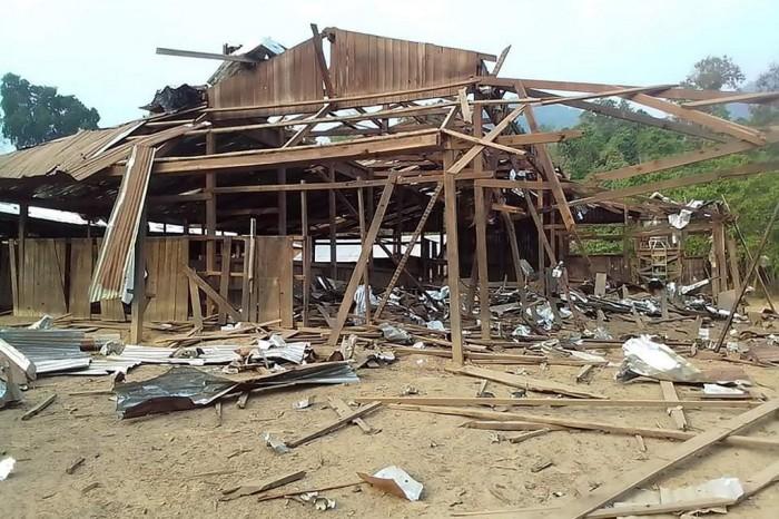 กลุ่ม KNU บอกกองทัพพม่ากำลังรุกคืบเข้าพื้นที่ ลั่นไม่มีทางเลือกนอกจากตอบโต้ ร้องนานาชาติเข้าแทรกแซง