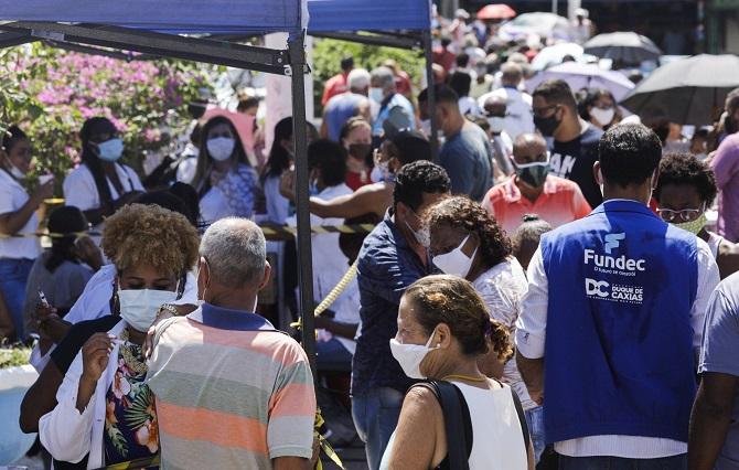 ร่อแร่เกินทน!ยอดตายรายวันบราซิลพุ่ง3,700ทุบสถิติสูงสุด อัดงบอีก2.8หมื่นล้านสู้โควิด