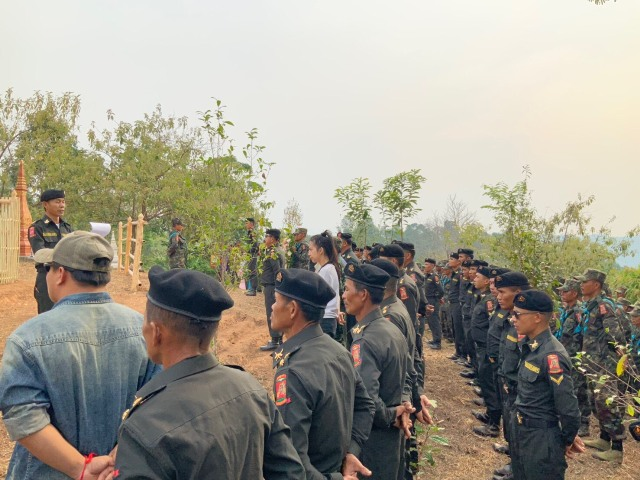 เครียดซ้ำ!ทีบีซีพม่าแจ้งไทย เตรียมถล่มไทใหญ่ตลอดแนวชายแดนเชียงราย-เชียงใหม่