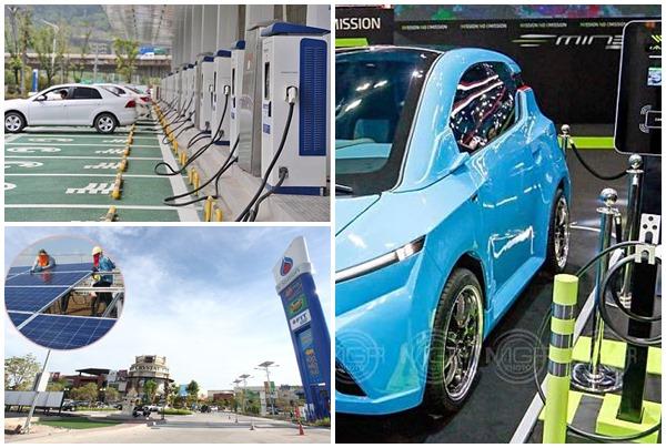 ไทยปรับเป้าEVใหม่รับเทรนด์โลกชูฮับภูมิภาค-สถานีชาร์จ/โซลาร์ฯโตคู่ขนาน