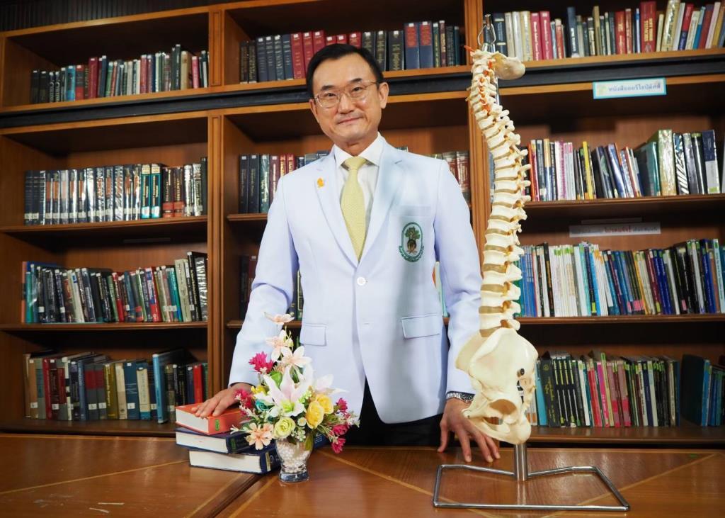 วช. หนุนสำรวจสุขภาวะโรคกระดูกและข้อเตรียมพร้อมสังคมผู้สูงวัย