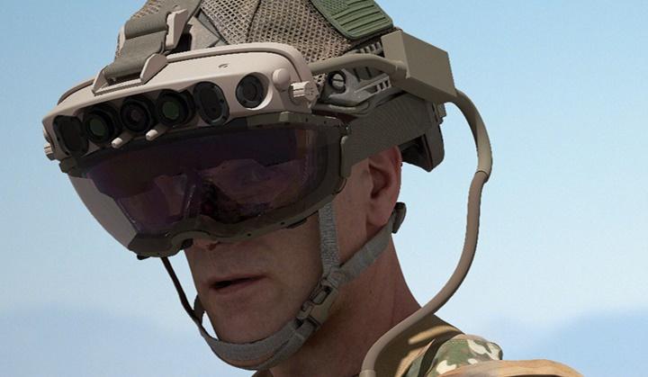 ไมโครซอฟต์เริ่มผลิตแว่นไฮเทค HoloLens ป้อนกองทัพสหรัฐ
