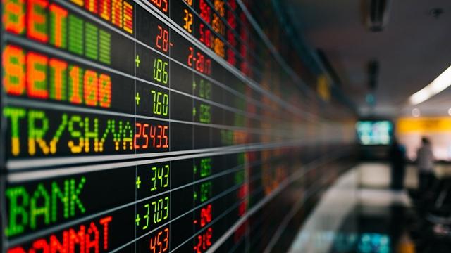 หุ้นไทยปิดบวก 7.91 จุด ตามตลาดในต่างประเทศ บนความคาดหวังเศรษฐกิจฟื้นตัว