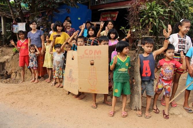 สื่อนอกแพร่ข้อมูลสลด เด็กถูกทหารพม่าปลิดชีพแล้วอย่างน้อย43ราย ต่่ำสุดแค่6ขวบ