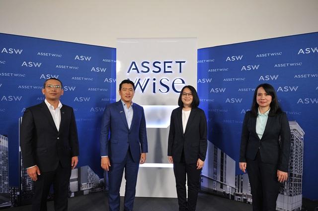 แอสเซทไวส์ โรดโชว์ออนไลน์คึกคัก จ่อขาย IPO จำนวน 206 ล้านหุ้น-เตรียมเข้าจดทะเบียนใน SET เร็วๆ นี้