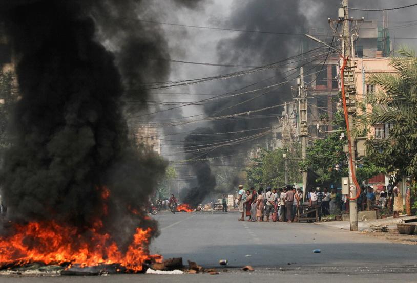 Weekend Focus: หวั่นสงครามกลางเมือง! 'พม่า' ปราบม็อบดับกว่า 500 ศพ สหรัฐฯ อพยพนักการทูต-จี้ต่างชาติแซงก์ชันธุรกิจกองทัพ
