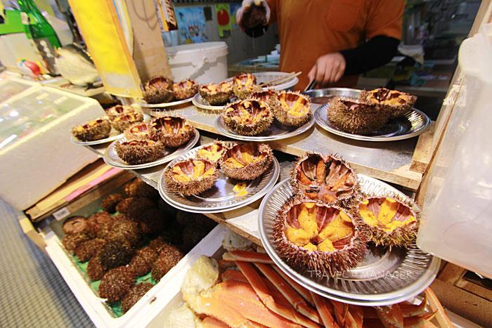 ดร.ธรณ์ ฝากไว้ให้คิด หวั่นหอยเม่นไทยโดนกินจนเสียระบบนิเวศ
