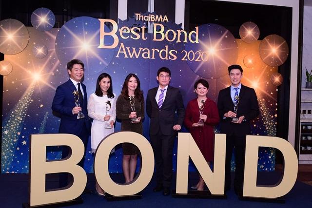 พันธบัตรรัฐบาลเพื่อความยั่งยืน ได้รับรางวัล จากสมาคมตลาดตราสารหนี้ฯ ในงาน Best Bond Awards 2020
