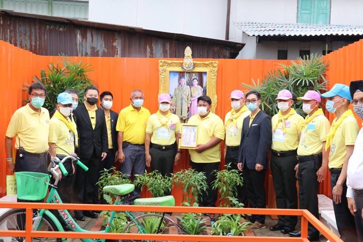 กองทัพบก-ซีพีเอฟ มอบบ้านโครงการที่ 2 รวม 47 หลังให้ชุมชนคลองเตย ยกระดับคุณภาพชีวิตคนไทย ถวายเป็นพระราชกุศล